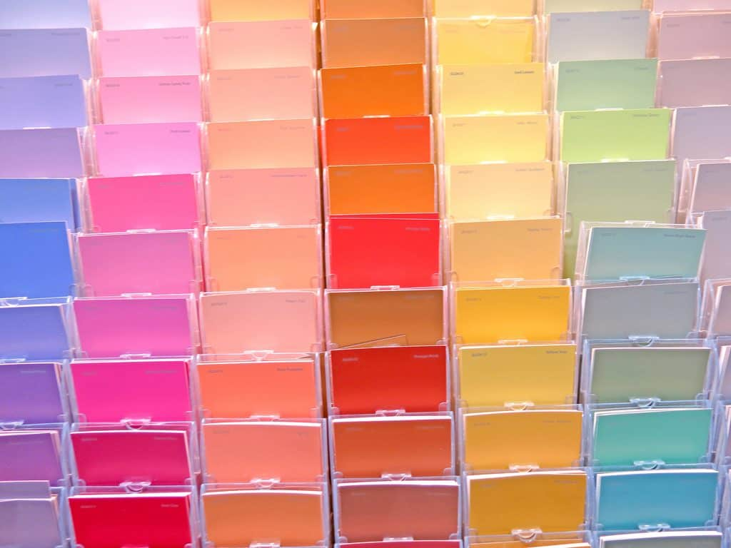 What are the worst colors for your home?